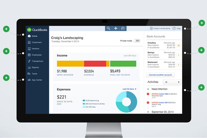 quickbooks-online-accounting-dashboard