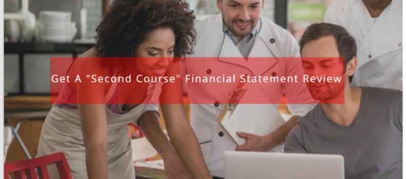 Financial Statement Second Course Review